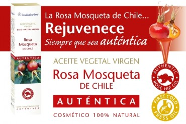 ACEITE VEGETAL VIRGEN DE ROSA MOSQUETA