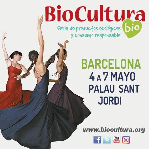 Ferias del sector Bio: ExpoEcoSalud y BioCultura Barcelona