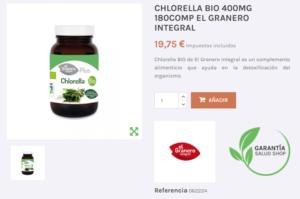 plantas medicinales para quelar los metales pesados