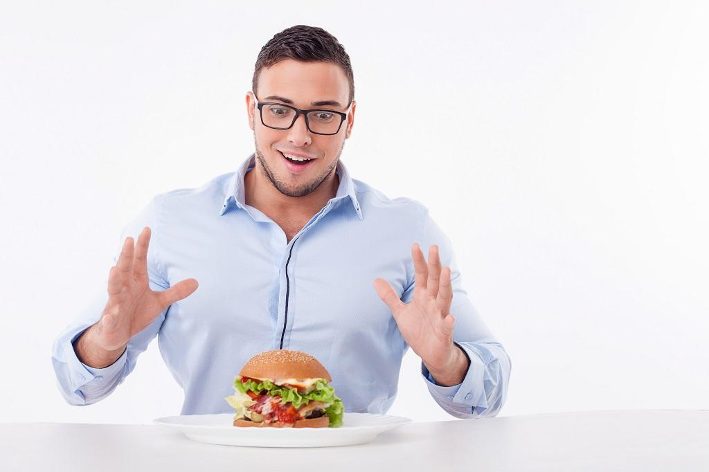 Cómo quitar el apetito y las ganas de comer de forma natural
