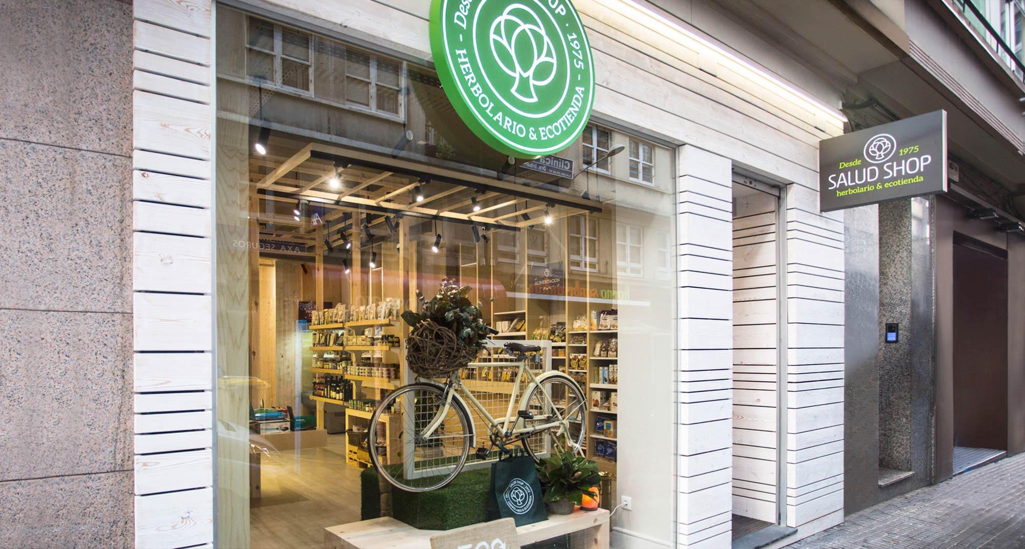 tienda saludshop en Alcalde Marchesi A Coruña